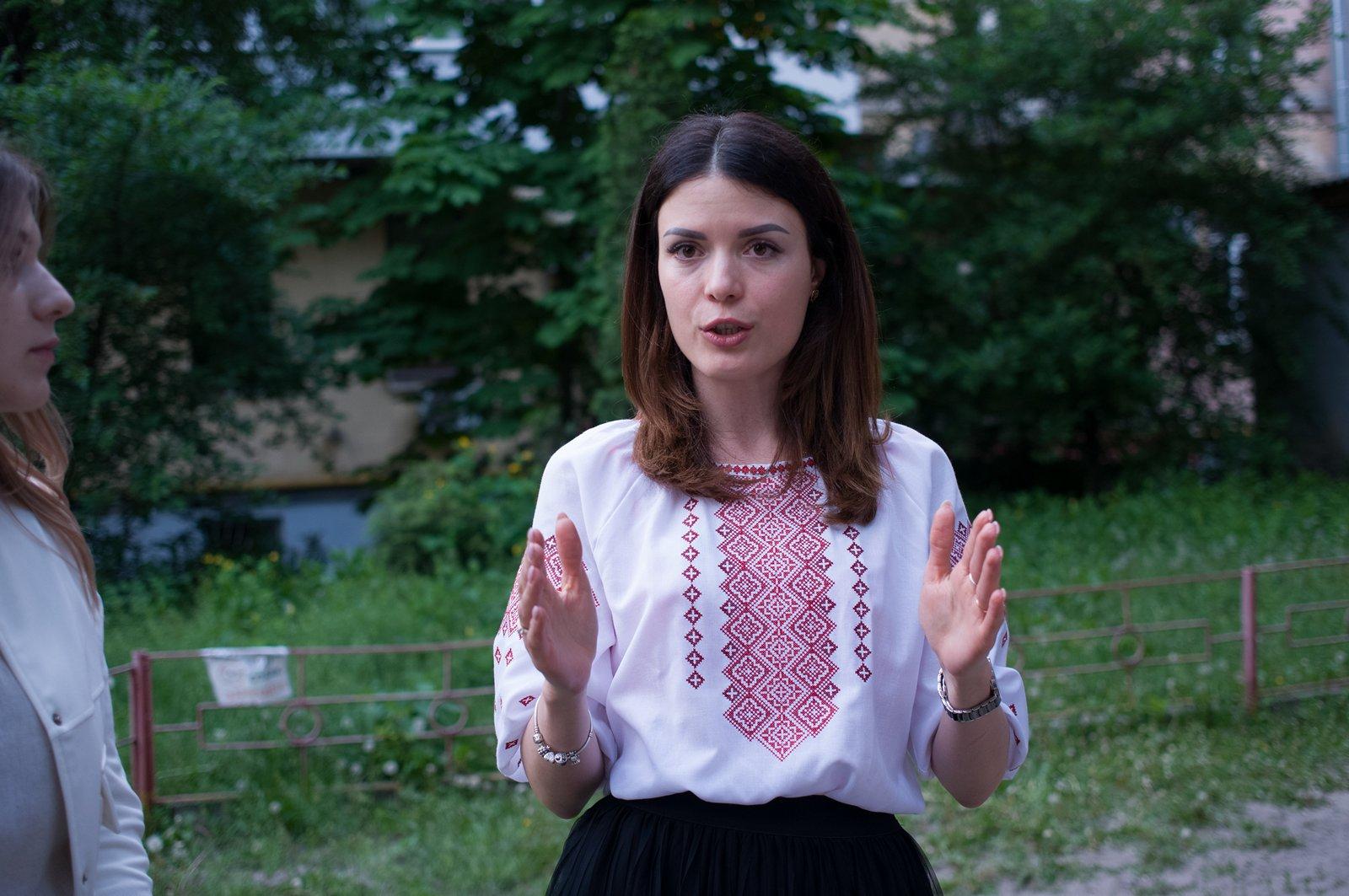 Анна Колпачова: Наш проект – перший приклад лобізму в країні, Громади майбутнього